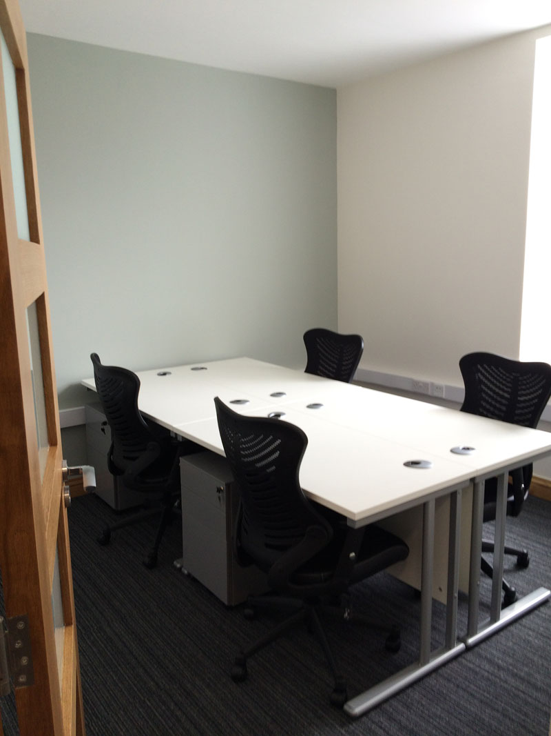 spacious meeting rooms for hire and offices to let in Hipperholme, Halifax